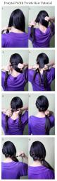 Make A Ponytail With Twists For Your Hair | hairstyles tutorial: Pony Tail, Hair Tutorials, Hairstyles, Hair Styles, Makeup, Side Ponytail