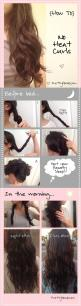 Mornings are the worst . With these simple nighttime tricks, you'll wake up looking gorgeous — and be able to get ready in just a few minutes.: Hair Ideas, Hairstyles, Hair Styles, Hairdos, Hair Tutorial, No Heat Waves, Hair Beauty, Heat Curls, No Hea