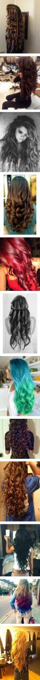 New Years Eve look?! I'll take one of these please!: Hair Ideas, Hairstyles, Hair Dos, Long Curls, Hairdos, Hair Styles, Long Hair, Long Curly Hair, Amazing Waves