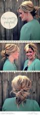 Now that I have CHOPPED OFF MY HAIR.... this will come in handy!: Ponytail Tutorial, Hair Ideas, Pony Tail, Pretty Ponytail, Hair Tutorials, Hairstyles, Hair Styles, Shoulder Length Hair