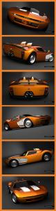 ♂ Orange Aurora GT Concept Car from http://www.zaoor.com/: Supercars Concept, Sports Cars, Orange Aurora, Aurora Gt, Cars Auto, Automobiles Supercars, Concept Cars, Awesome Cars, Exotic Cars
