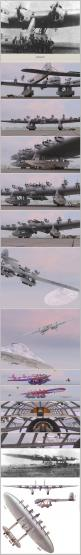Russian Flying Fortress - this exceeds the definition of coolness!: Airplanes Airplanes, Aircraft, Flying Fortress Really, Aviation Airplanes Spacecraft, Russian Flying, Flying Fortress Hmmmm, 767 5 255 Pixel