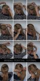 This is a nice casual braid/ponytail.: Pony Tail, Hairstyles, Hair Styles, Makeup, Braided Ponytail