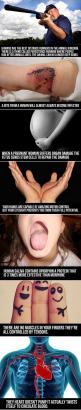 Facts About the Human Body… - Part 2: Pictures Funnypictures, Scary Facts, Funny Pictures, Humor Funnypictures, Science Facts, Weird Facts, Scary Pictures, Funny Quotes, Body Facts