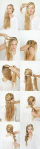 Step by Step Hairstyles For Long Hair: Sidebraid, Hairstyles, Hair Styles, Hair Tutorial
