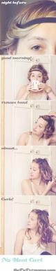 This no-heat headband method will give you loose, beautiful waves in the morning. | 29 Hairstyling Hacks Every Girl Should Know: Hairstyles, Headband Curl, Hair Styles, Hairdos, Wavy Hair, Hair Tutorial, Hair Do, Heat Curls, No Heat Curl