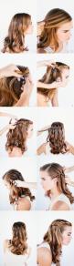 Waterfall Braid Wedding Hairstyles for Long Hair-- Beach hair! #inspiration #details #hair: Hairstyles, Hair Styles, Wedding, Long Hair, Hair Tutorial, Waterfall Braids
