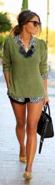 : Street Fashion, Fashion, Fashion Style, Face Shape, Outfit, Spring Summer, Styles