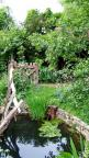 5 Gardening Tips For Small Spaces: Fence, Secret Gardens, Water Gardens, Water Features, English Gardens, Garden Ponds, Garden