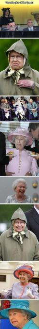 Favorite pictures of the Queen of England.: Queen Elizabeth, Favorite Pics, Giggle, Funny Pictures, Queens, The Queen, Favorite Pictures, Queen Of England