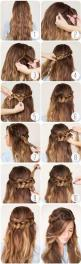Romantic Braided Crown Hairstyle Tutorial I did this to Gracelyn Rose hair for church without seeing it on pintrest: Hairstyles, Hair Styles, Hair Tutorial, Wrap Around Braid