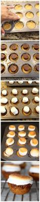 S;more Bites - the PERFECT dessert for a crowd!  SO easy to make and TRY to eat just one!!!: Recipe, Smores Dessert, Food, S More Bites, Easy Thanksgiving Desert, Smores Bite, Smore Bite, Easy Thanksgiving Dessert