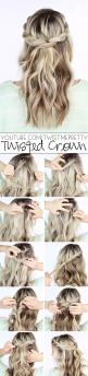 Tutorial, twisted crown: Hairstyles, Hair Tutorial, Twisted Crown, Hair Do, Hair Style