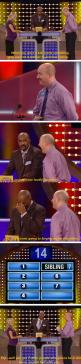 14 Family Feud Answers That Caused Steve Harvey To Lose Faith In Humanity: Lose Faith, 14 Family, Steve Harvey, Familyfeud, Feud Answers, Funny Stuff, Faith In Humanity, Family Feud, Caused Steve