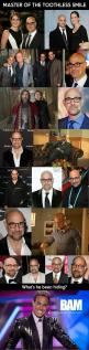 Hahahahaha: Stanley Tucci, Funny Pictures, Toothless Smile, Hunger Games, Funny Stuff, Hungergames, Stanleytucci, Fandom