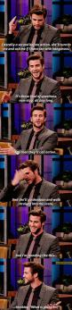 Jennifer Lawrence: Giggle, Liam Hemsworth, Funny, Hunger Games, Hungergames, J Law, Jenniferlawrence, Jennifer Lawrence