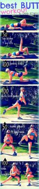 The only butt workout you'll ever need.: Butt Exercise, Lower Body, Work Outs, Butt Workouts, Exercise, Fitness Workout, Booty Workout