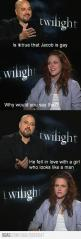 you just got burned: Face, Kristen Stewart, Twilight, Funny Stuff, True, Humor, Funnies