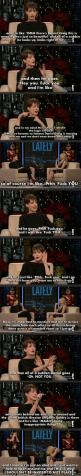 Anne Hathaway is just like us...