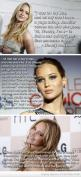Funny Pictures Of The Day – 81 Pics: Hero, Hunger Games, Jenifer Lawrence, J Law, Jennifer Lawrence, Jenniferlawrence, Jlaw