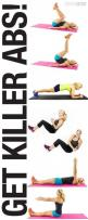 Rock your core with this ab workout!: Workout Exercise, Abs Workout, Fitness Exercise, Fitness Inspiration, Fitness Motivation, Ab Workouts, Fitness Quotes, Rocks, Killer Abs