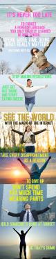 See the world with the magic of the Internet...: Life Motto, Eating Cheese, Years Resolutions, My Life, Funny Stuff, Motivational Posters, Demotivational Quotes, Inspirational Posters