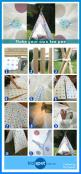 Tee Pee - Tents - Make Your Own!: Kids Teepee Diy, Craft, Teepees, Diy Kids Teepee Tutorial, Diy Teepee Tent, Tipi Teepee Ideas, Child Teepee Diy, Tee Pee Tent