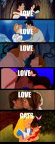 Yep.: Cats, Catlady, Disney Princess, My Life, Funny, Crazy Cat, Cat Lady, Disney Movie