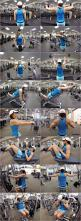 10 WEEKS TO FITNESS-DAY 44: SHOULDERS & ABS: Arms Upper, Shoulder Workout, Fitness Day 44, Arm Day, 10 Wks, 10 Weeks To Fitness, Arms Abs Me, Arms Shoulders Back, Abs D