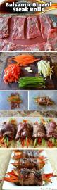 Looks yummy and healthy!: Dinner, Low Carb, Steak Rolls, Idea, Food, Meat, Glazed Steak