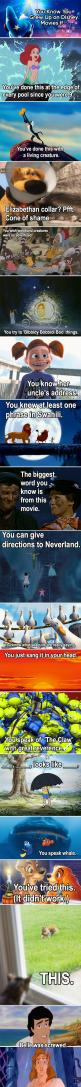 Even the movies I never saw, I knew and did these. Love the claw one!: Disney Movies, Disney 3, Growing Up, Disney Pixar, So True, Lion King, Things Disney