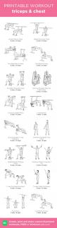 triceps & chest: custom printable workout .. We're helping thousands of Ladies (Just like You) Get Fit & Sexy: Workout Lab, Chest Exercise, Custom Workout, Gym Exercise, Printable Workout, Chest Workout, Upper Body Workout, Gym Workout