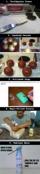 We have rounded up some funny and geeky pranks that will drive your friends crazy.: Aprilfools, April Fools Pranks, April Fools Day, Geeky Pranks, Pranks Jokes, So Funny, Funny Pranks