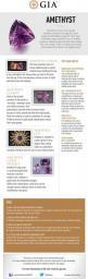 Amethyst-Buying-Guide.jpg (800×2530): Amethysts, Precious Stones, Gem Stones, Amethyst Buying, Buying Guide, Crystals Gemstones