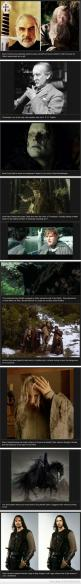 Lord Of The Rings Facts - So glad Nicholas Cage turned it down!: The Lord, Rings Hobbit, Couple Facts, Rings The, Rings Facts, Fun Facts, Hobbit Lotr, Middle Earth, Lord Of The Rings