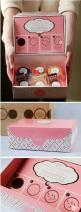 Cupcake overkill has given me a high resistance but this is such a cute packaging idea that it's got through the radar...: Cupcakes Packaging, Cupcake Packaging Genius, Ideas Empaques, Bakery Packaging Ideas, Cupcake Package Ideas, Cupcake Overkill, C