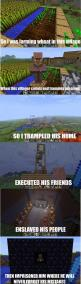 I taught that Villager // funny pictures - funny photos - funny images - funny pics - funny quotes - #lol #humor #funnypictures: Farm, Minecraft Funny, Minecraft Humor, Minecraft Villager, Funny Minecraft, Minecraft Stuff, Funny Stuff