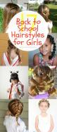 17 Fun Back to School Hairstyles for Girls: Back To School Hairstyle, Hair Ideas, Fun Hairstyles, School Hairstyles, Hair Styles, Girls Hairstyle, Hairstyles For Girls, Toddler Hairstyle