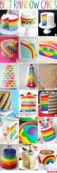 Everyone loves a rainbow cake! Here are a ton of rainbow cake recipes & decorating ideas.: Cake Recipe, Rainbow Cake, Cakes, Rainbow Food, Birthday Cake, Kids Cake