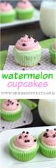 Watermelon Cupcakes: nobody will know these started from a boxed mix! Super cute and fun!: Watermelon Cupcakes, Cupcakes Muffins, Cuppycake, Cupcake Recipes, Summer Parties, Watermelon Cake, Summer Cupcake, Recipes Cupcakes