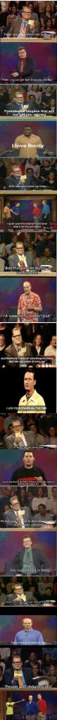"""Whose Line Is It Anyway?"" Funny Compilation Wish Drew Carey would host again!: Giggle, Hahahah, Watch, Cabinet, Funny Stuff, Funnies, Has, Time Favorite"