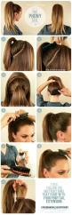 Get Ariana Grande-level ponytail fullness with a ponytail extension. | 27 Tips And Tricks To Get The Perfect Ponytail: Hairstyles, Hair Styles, High Ponytail, Pony Tails