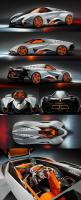 Lamborghini Egoista | Lamborghini Egoista is a Car Forged From a Passion for Innovation: Sports Cars, Auto S, Supercar, Dream Cars, Lamborghiniegoista, Fighter Jet, Lamborghini Egoista, Concept Cars, Car Forged