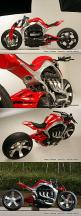Triumph Rocket III Concept Motorcycle  - Roger Allmond Did you know that Pinterest drives more website traffic than Google+, LinkedIn, Reddit, and YouTube... COMBINED!! Get Your Pinterest bot to put your pinning on auto-pilot http://ibourl.com/1nhp: Iii C