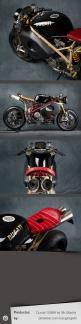 Ducati 1098R by Mr. Martini #custom #motorcycle #caferacer Holy balls, this bike is absurdly fantastic looking.: Custom Motorbikes, Cars Motorcycles, Motorcycle Caferacer, Custom Motorcycles, Motorcycles Atv, Ducati, Cafe Racer