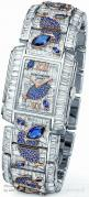 PATEK-PHILIPPE-DIAMOND-WATCH-WITH-BLUE-FISH-AQUATIC-LIFE | LBV ♥✤