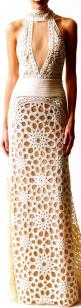 Now I don't think I'd ever wear this, but for some reason, I just like it!   Naeem Khan