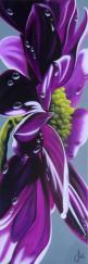 Essentielle Bonito: Beautiful Painting, Purple Flowers, Favorite Color, Purple Passion, Things Purple, Color Purple, Purple Haze, Garden