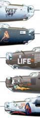 Consolidated B-24 Liberator Aircraft. Or, how the Air Force has changed. Goddamn tooey.: Nose Art, Military Aircraft, Wwii Planes, Aircraft Pin, War Planes, Pinup Girl, Liberator Aircraft