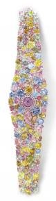 In 1960, Laurence Graff founded the Graff Diamonds Company. -ShazB ...Graff Diamonds Hallucination Watch